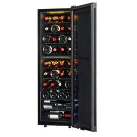【無料長期保証】さくら製作所 SB38 ワインセラー 「ZERO CLASS Smart」 38本収納 ブラック