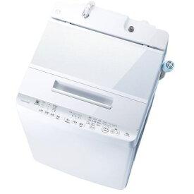 【ポイント10倍!6月18日(火)9:59まで】東芝 AW-10SD7(W) 全自動洗濯機 (10.0kg) 「ZABOON(ザブーン)」 グランホワイト