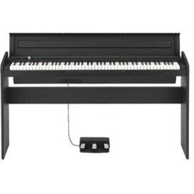 KORG LP-180-BK 電子ピアノ ブラック