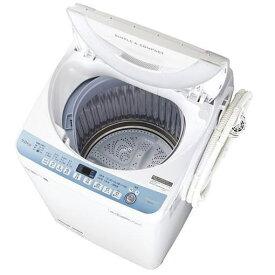 【ポイント10倍!】シャープ ES-T711-W 全自動洗濯機 (洗濯7.0kg) ホワイト
