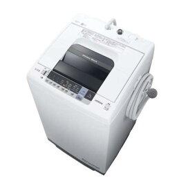 【ポイント10倍!9月20日(金)00:00〜23:59まで】日立 NW-70C 全自動洗濯機 (洗濯7.0kg) ピュアホワイト