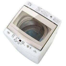 【ポイント10倍!】AQUA AQW-GS70G-W 全自動洗濯機 (洗濯7.0kg) ホワイト