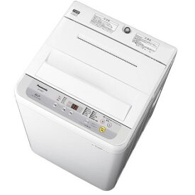 【ポイント2倍!9月20日(金)00:00〜23:59まで】パナソニック NA-F60B12-S 全自動洗濯機 6kg シルバー