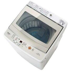 AQUA AQW-GS50G-W 全自動洗濯機 (洗濯5.0kg) ホワイト系