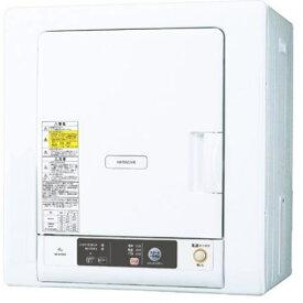 衣類乾燥機 日立 4KG DE-N40WX-W 衣類乾燥機 (4.0kg) ピュアホワイト