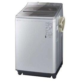 【無料長期保証】パナソニック NA-FA120V2-S 全自動洗濯機 洗濯12kg シルバー