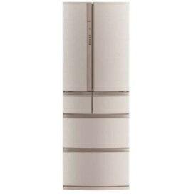 【無料長期保証】三菱 MR-RX46E-F 6ドア冷蔵庫(462L・フレンチドア) フローラル