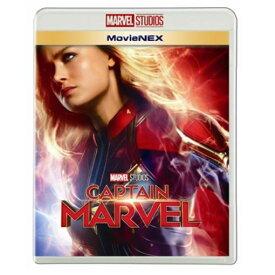 【BLU-R】 キャプテン・マーベル MovieNEX ブルーレイ+DVDセット