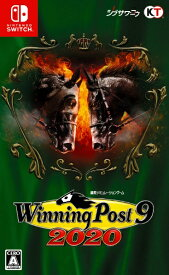 Winning Post 9 2020 Nintendo Switch版 HAC-P-AWCEA