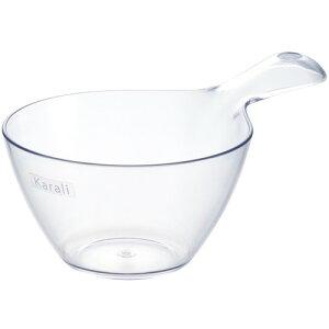 風呂桶 リッチェル カラリ 手おけ HG ナチュラル 容量1L