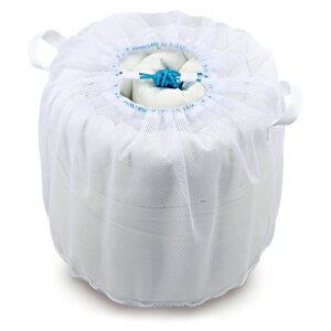 [布団用] 洗濯ネット ダイヤコーポレーション ホワイト