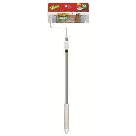 掃除 コロコロクリーナー ニトムズ フローリング フロアクリン伸縮トレイWhite C4209 白 幅20.5×奥行き7.5×長さ64cm