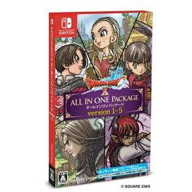 ドラゴンクエストX オールインワンパッケージ version1-5 Nintendo Switch SE-W 0032