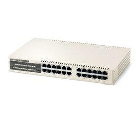 バッファロー LSW4-GT-24NSR Giga対応 スイッチングHub 24ポート