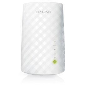 ティーピーリンクジャパン 無線LAN中継器 RE200 433Mbps+300Mbps デュアルバンド 3年保証 RE200/R