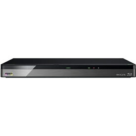東芝 DBR-UT109 REGZA(レグザ) UltraHDブルーレイ対応 レグザブルーレイ 1TB 3番組同時録画