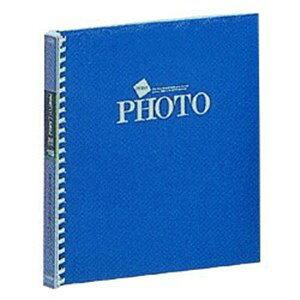 ナカバヤシ フエルライトフォートアルバム「ライトフォートPP」(四つ切サイズ/白フリー) アL-JHO-121-B