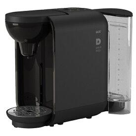 UCC DP2K コーヒーメーカー 「ドリップポッド(DRIP POD)」 ブラック
