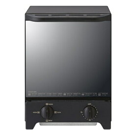 コイズミ KOS1021K オーブントースター ブラック