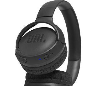 JBL TUNE 500BT Bluetoothオンイヤーヘッドホン ブラック JBLT500BTBLK ヘッドホン