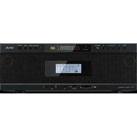 CDラジオ 東芝 CD ラジオ Bluetooth TY-AH1(K) 【ハイレゾ音源対応】 「Aurex(オーレックス)」 SD/USB/CDラジオ ブラック