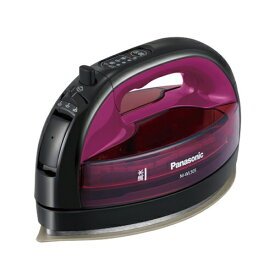パナソニック NI-WL505-P コードレススチームアイロン ピンク アイロン
