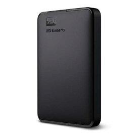ウエスタンデジタル WDBUZG0010BBK-JESN 外付けHDD 1TB ブラック