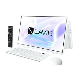デスクトップパソコン 新品 NEC PC-HA770RAW LAVIE Home All-in-one ファインホワイト デスクトプpc