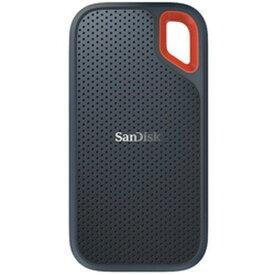 SSD サンディスク 2TB ポータブル SSD ポータブルSSD2TB SDSSDE60-2T00-J25 / 3年保証 / PS4メーカー動作確認済
