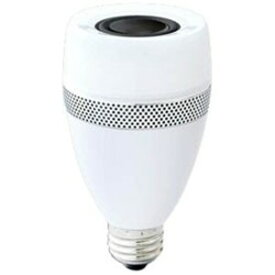 アイリスオーヤマ LDF11L-G-4S スピーカー機能付調光器非対応LED電球 「エコハイルクス」(全光束485lm/電球色相当・口金E26)