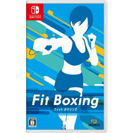 Fit Boxing Nintendo Switch HAC-P-ALMAA