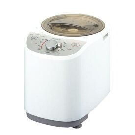 ツインバード MR-E520W コンパクト精米器(1〜4合) ホワイト