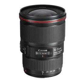 キャノン 交換用レンズ EF16-35mm F4L IS USM