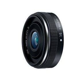 パナソニック H-H014A-K 交換用レンズ LUMIX G 14mm F2.5 II ASPH. ブラック