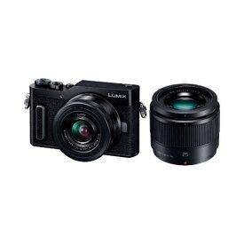 パナソニック DC-GF10W-K デジタル一眼カメラ 「LUMIX DC-GF10」 ダブルレンズキット ブラック