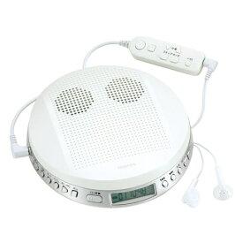 東芝 TY-P2-W ポータブルCDプレーヤー ホワイト