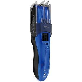 イズミ HC-FW28-A ヘアーカッター Cleancut ブルー