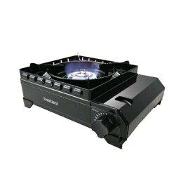 イワタニ CB-ODX-1 カセットフー タフまる カセットこんろ ブラック