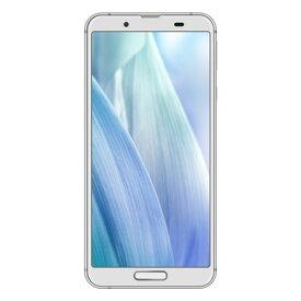 シャープ SH-M12S AQUOS sense3 シルバーホワイト SIMフリースマートフォン