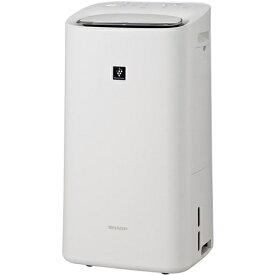 空気清浄機 シャープ KI-LD50-W 除加湿空気清浄機 プラズマクラスター 25000 ホワイト系 除湿機 加湿器 21畳
