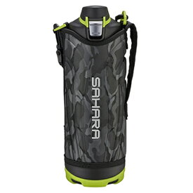 タイガー MME-F120 KK ステンレスボトル SAHARA COOL 1.2L ブラック