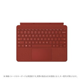 Microsoft KCS-00102 Surface Go SIgnature タイプ カバー ポピーレッド