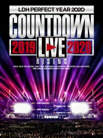 "【DVD】LDH PERFECT YEAR 2020 COUNTDOWN LIVE 2019→2020 ""RISING"""