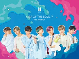 【CD】BTS / MAP OF THE SOUL : 7 ~ THE JOURNEY ~(初回限定盤B)(DVD付)