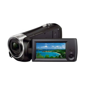 ソニー HDR-CX470-B デジタルHDビデオカメラレコーダー ブラック ビデオカメラ
