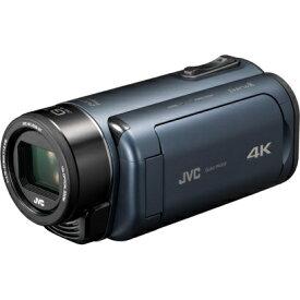 【無料長期保証】JVC GZ-RY980-A 4Kメモリービデオカメラ 「Everio(エブリオ) Rシリーズ」 ディープオーシャンブルー