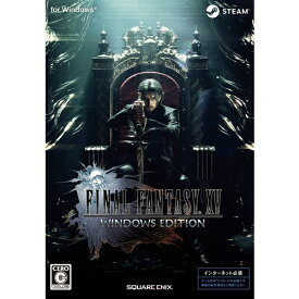 FINAL FANTASY XV WINDOWS EDITION 【Win版】