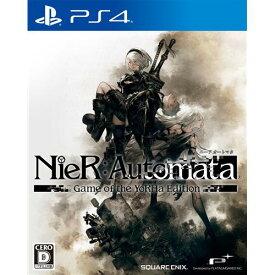 ニーア オートマタゲーム オブ ザ ヨルハエディション PS4 PLJM-16347
