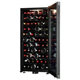 【無料長期保証】さくら製作所 SB75 ワインセラー ZERO CLASS Premium ブラック 75本 /右開き