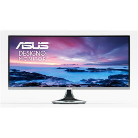 ASUS MX34VQ 34型湾曲ウルトラワイド液晶 VAパネル採用 HDMI/DisplayPort搭載